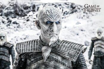 Leinwand Poster Game of Thrones  - White Walker
