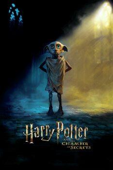 Leinwand Poster Harry Potter - Dobby