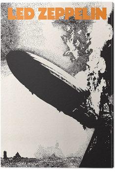 Leinwand Poster Led Zeppelin - Led Zeppelin I