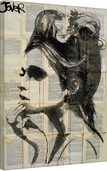 Leinwand Poster Loui Jover - Etheral