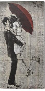 Leinwand Poster Loui Jover - Forever Romantics Again