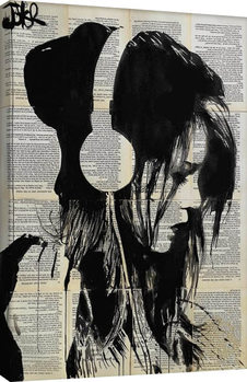 Leinwand Poster Loui Jover - Melodies Solace