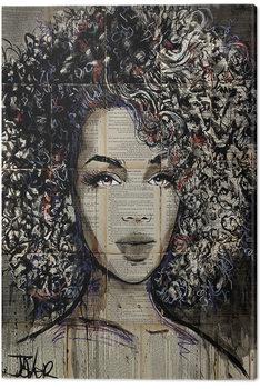 Leinwand Poster Loui Jover - Wonder 2