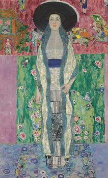 Leinwand Poster Portrait of Adele Bloch-Bauer II