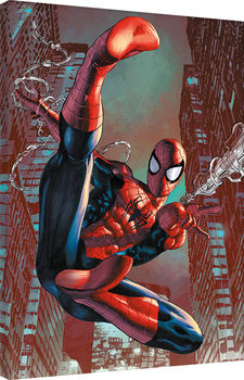 Leinwand Poster Spider-Man - Web Sling