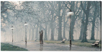 Leinwand Poster Richard Macneil - Evening Mist