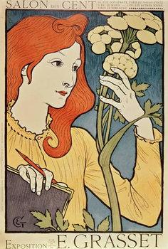 Leinwand Poster Salon des Cent, 1894