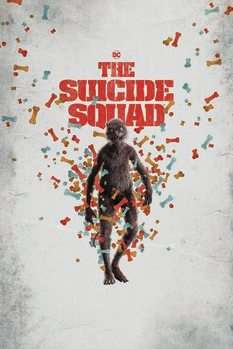 Leinwand Poster Suicide Squad 2 - Weasel