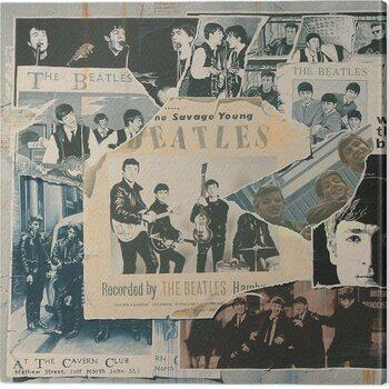 Leinwand Poster The Beatles - Anthology 1
