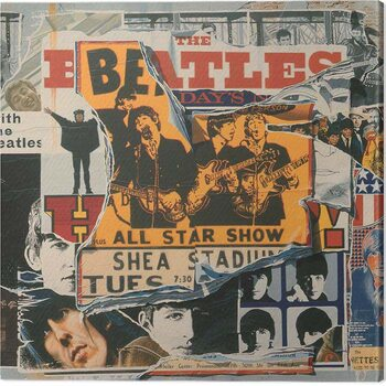 Leinwand Poster The Beatles - Anthology 2