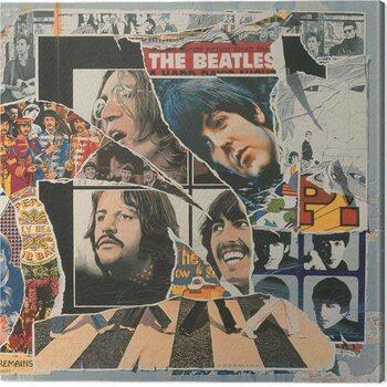 Leinwand Poster The Beatles - Anthology 3