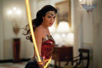 Leinwand Poster Wonder Woman - Diana Prince