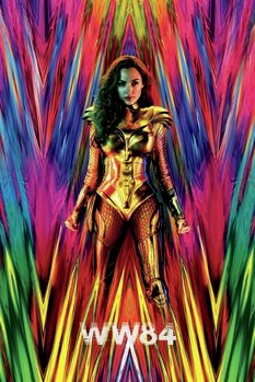 Leinwand Poster Wonder Woman - Teaser