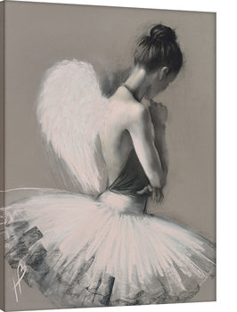 Leinwand Poster Hazel Bowman - Angel Wings II