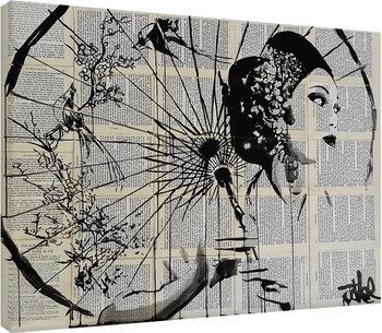 Leinwand Poster Loui Jover - Blossom