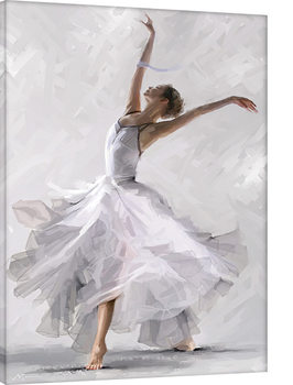 Leinwand Poster  Richard Macneil - Dance of the Winter Solstice
