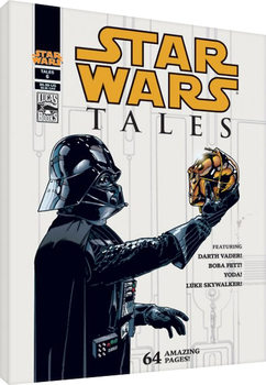 Leinwand Poster Star Wars - Tales