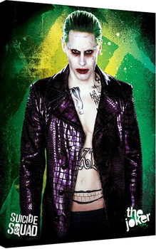 Leinwand Poster Suicide Squad - The Joker