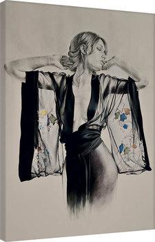 Leinwand Poster T. Good - Kimono