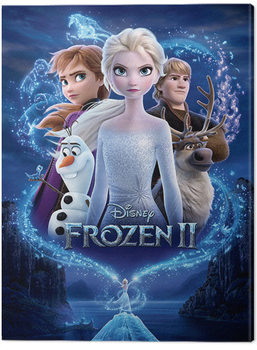 Lerretsbilde Frozen 2 - Magic