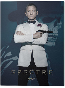 Lerretsbilde James Bond - Spectre
