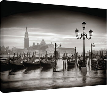 Lee Frost Venetian Twilight Lerretsbilde