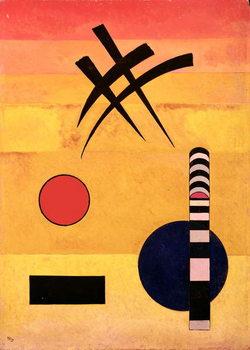 Lerretsbilde Sign, 1926