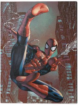 Lerretsbilde Spiderman - Web-Sling
