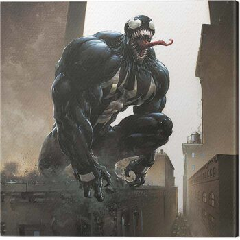Lerretsbilde Venom - Stalking Its Prey