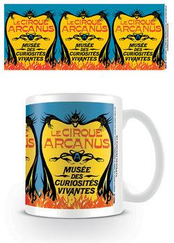 Tasse Les Animaux fantastiques: Les Crimes de Grindelwald - Le Cirque Arcanus