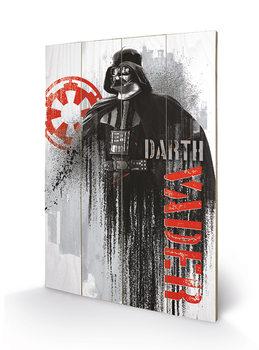 Rogue One: Star Wars Story - Darth Vader Grunge Les
