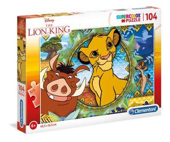 Puzzle Leví kráľ