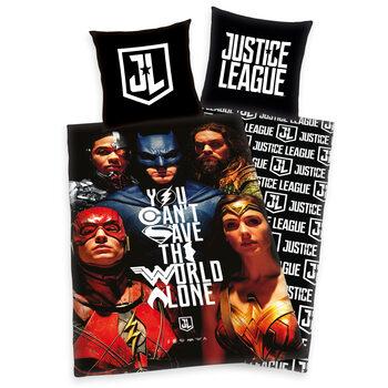 Ropa de cama Liga de la Justicia