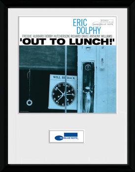 Blue Note - Dolphy locandine Film in Plexiglass