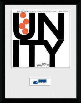 Blue Note - Unity locandine Film in Plexiglass