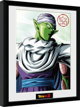 Dragon Ball Z - Piccolo Poster Incorniciato
