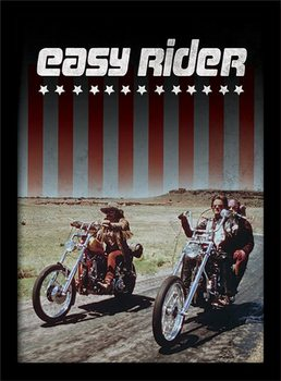 EASY RIDER - riders locandine Film in Plexiglass