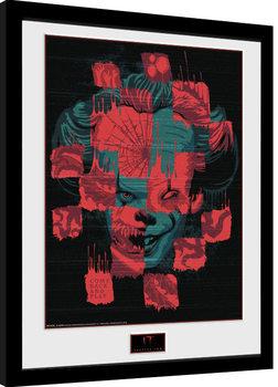 Poster incorniciato IT - Capitolo due - Faces