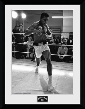 Muhammad Ali - Shadow Box locandine Film in Plexiglass
