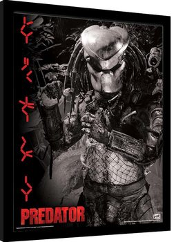 Poster incorniciato Predator - Extraterrestrial Warrior
