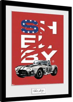 Shelby - Stars Poster Incorniciato