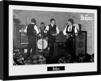 The Beatles - The Cavern 2 Poster Incorniciato