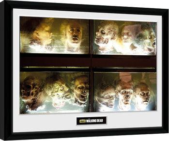 The Walking Dead - In A Pickle Poster Incorniciato