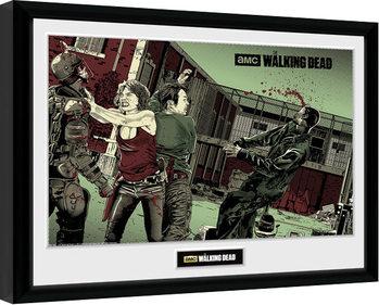 The Walking Dead - Maggie Glen Poster Incorniciato