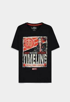 Majica Loki - Timeline Poster