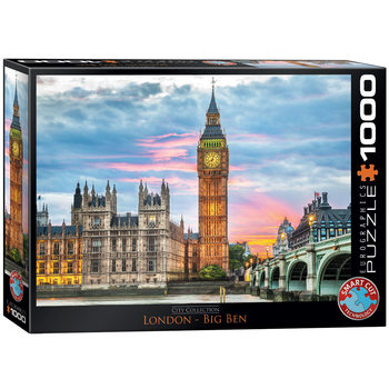 Puzle London Big Ben