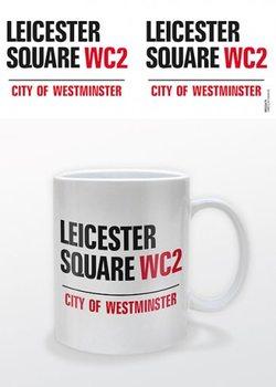 Hrnček Londýn - Leicester Square