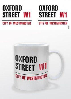Hrnček Londýn - Oxford Street