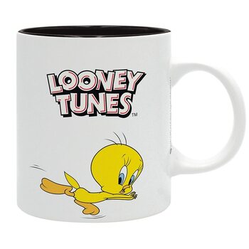 Hrnek Looney Tunes - Tweety and Sylvester