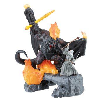 Świecąca figurka Lord of the Rings - Balrog vs Gandalf